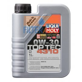 Liqui Moly Top Tec 4310 0W30 1L