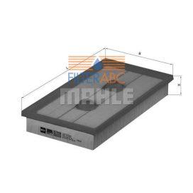 MAHLE ORIGINAL LX1643 levegőszűrő