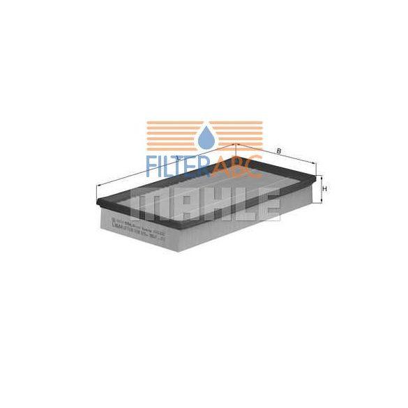 MAHLE ORIGINAL LX684 levegőszűrő