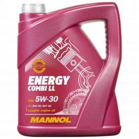 MANNOL ENERGY COMBI LL 5W30 5L