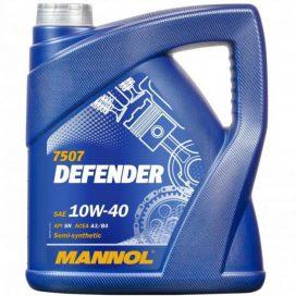 MANNOL DEFENDER 10W-40 4L