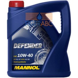 MANNOL DEFENDER 10W40 5L