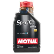 MOTUL-5W30-SPECIFIC-DEXOS 2-1L