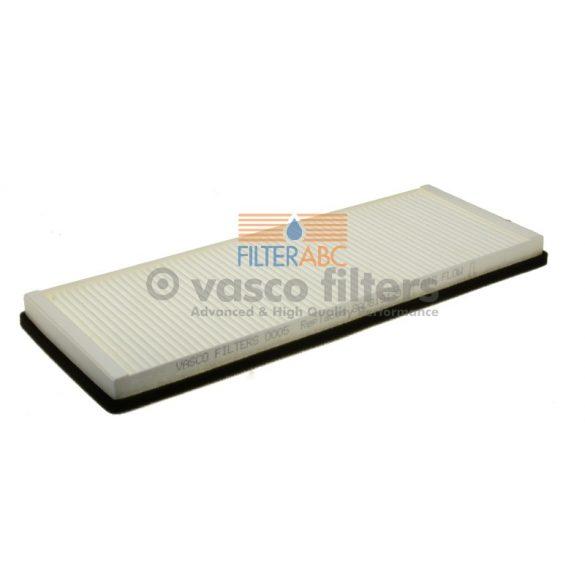 VASCO FILTERS O005 pollenszűrő
