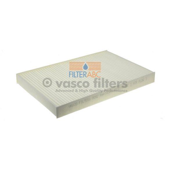 VASCO FILTERS O092 pollenszűrő