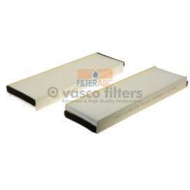 VASCO FILTERS O158 pollenszűrő