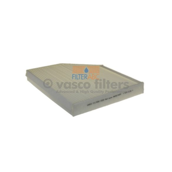 VASCO FILTERS O220 pollenszűrő