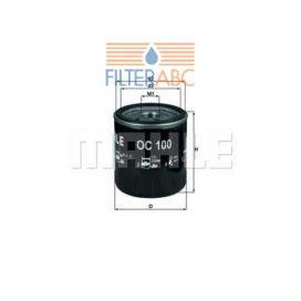 MAHLE ORIGINAL OC100 olajszűrő