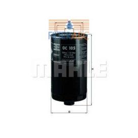 MAHLE ORIGINAL OC105 olajszűrő