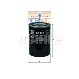 MAHLE ORIGINAL OC257 olajszűrő