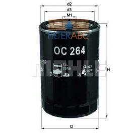 MAHLE ORIGINAL OC264 olajszűrő