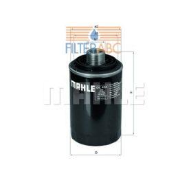 MAHLE ORIGINAL OC456 olajszűrő