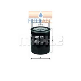 MAHLE ORIGINAL OC478 olajszűrő