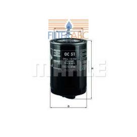 MAHLE ORIGINAL OC51 olajszűrő
