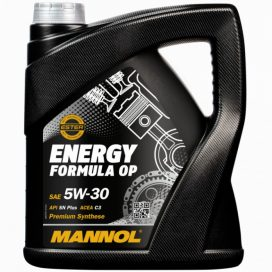 MANNOL OEM for CHEVROLET OPEL 5W30 4L