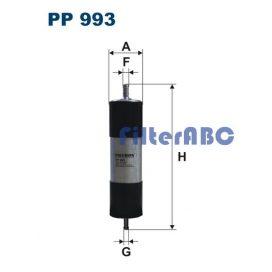 FILTRON PP-993 üzemanyagszűrő