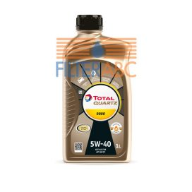 TOTAL-QUARTZ 9000 5W40-1L