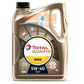 TOTAL-QUARTZ-9000-5W40-4L