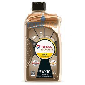 TOTAL-QUARTZ-9000-HKS-5W30-1L