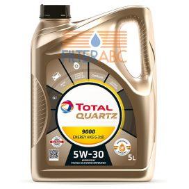 TOTAL-QUARTZ-9000-HKS-5W30-5L