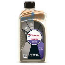 Total Transmission Gear 8 75W80 1L