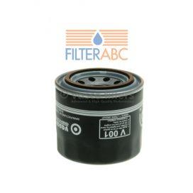 VASCO FILTERS V001 olajszűrő