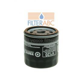 VASCO FILTERS V120 olajszűrő