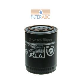VASCO FILTERS V126 olajszűrő