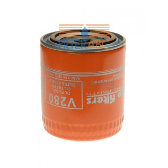 VASCO FILTERS V280 olajszűrő