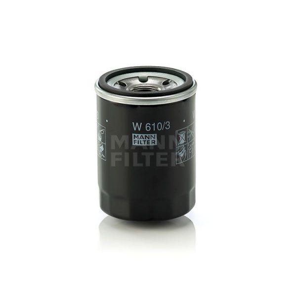 MANN FILTER W610/3 olajszűrő