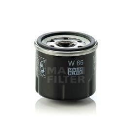 MANN FILTER W66 olajszűrő