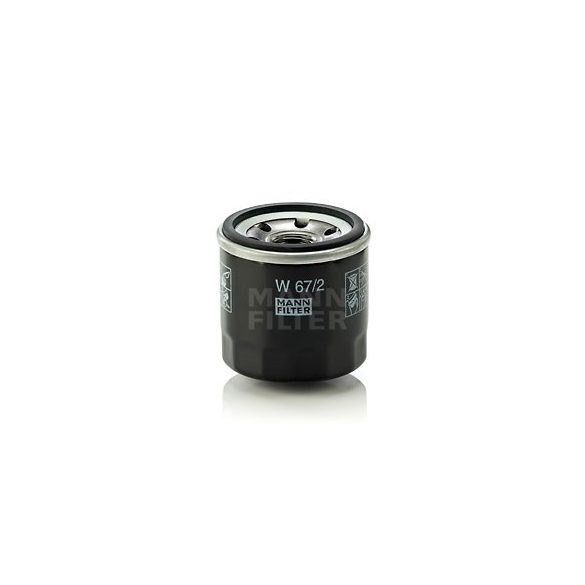MANN FILTER W67/2 olajszűrő