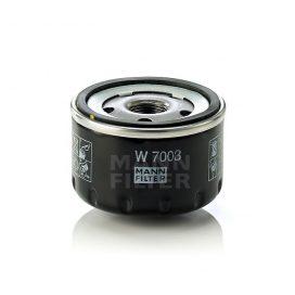 MANN FILTER W7003 olajszűrő