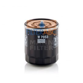 MANN FILTER W7053 olajszűrő