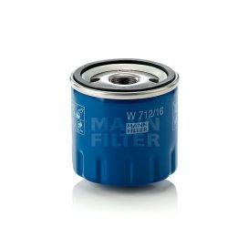 MANN FILTER W712/16 olajszűrő
