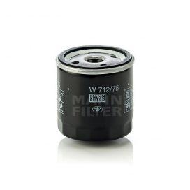 MANN FILTER W712/75 olajszűrő - 20V00605 motorkódTÓL