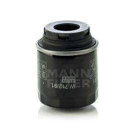 MANN FILTER W712/91 olajszűrő