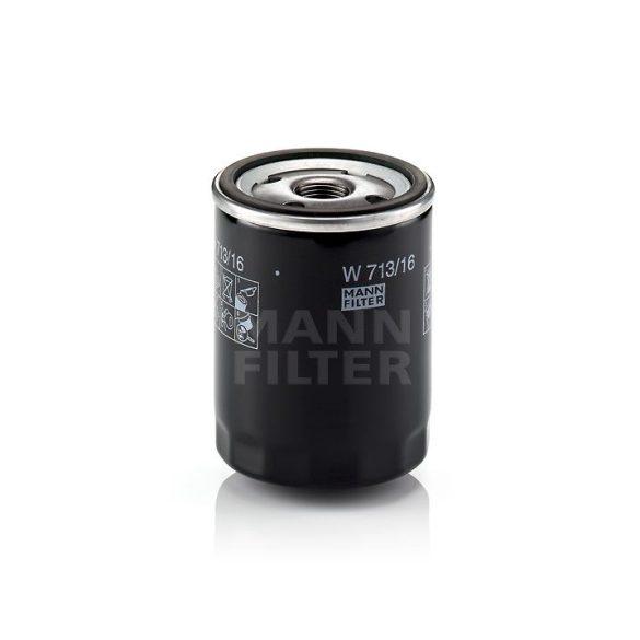 MANN FILTER W713/16 olajszűrő
