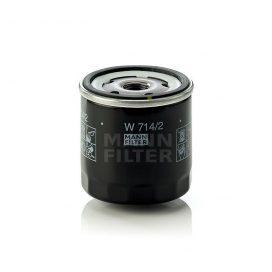 MANN FILTER W714/2 olajszűrő