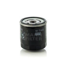 MANN FILTER W714/3 olajszűrő