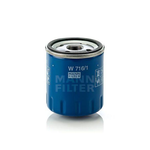 MANN FILTER W716/1 olajszűrő