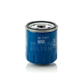 MANN FILTER W716/1 olajszűrő - Motorkód EW7J4