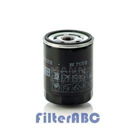 MANN FILTER W717/2 olajszűrő