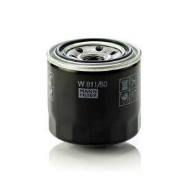 MANN FILTER W811/80 olajszűrő