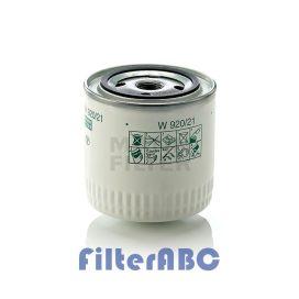 MANN FILTER W920/21 olajszűrő