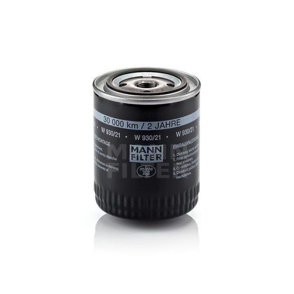 MANN FILTER W930/21 olajszűrő