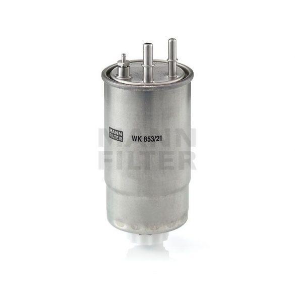 MANN FILTER WK853/21 üzemanyagszűrő