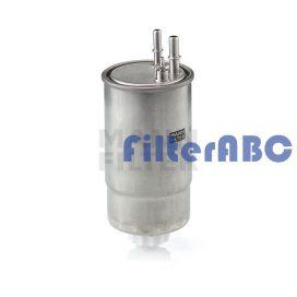 MANN FILTER WK853/21 üzemanyagszűrő - EURO 5 motorhoz