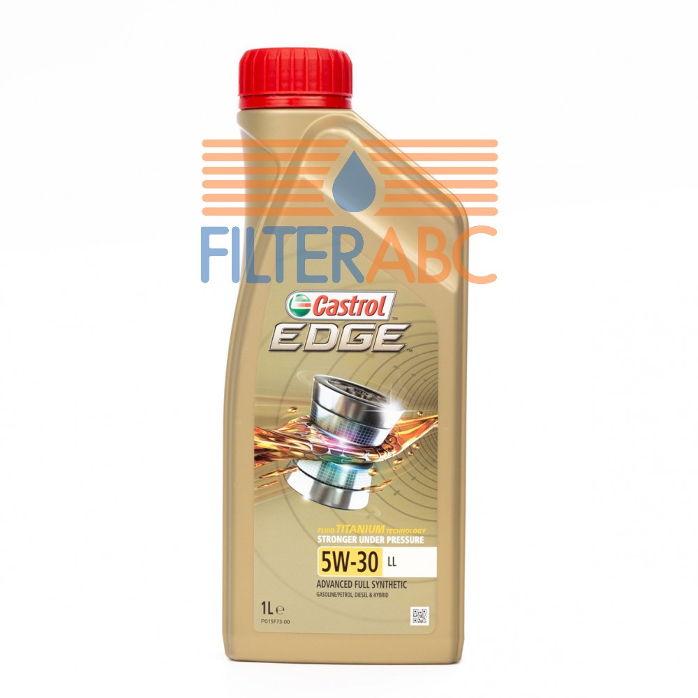 CASTROL EDGE TITANIUM FST 5W30 LL 1L